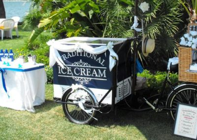 Algarve Ice Cream Bikes Sllider Image 10 - Algarve Weddings, Events and special Occasions