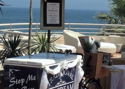 Algarve Ice Cream Bikes Sllider Image 3 - Algarve Weddings, Events and special Occasions