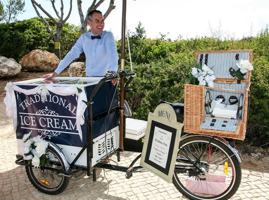 Gallery Algarve Ice Cream Bike Hire
