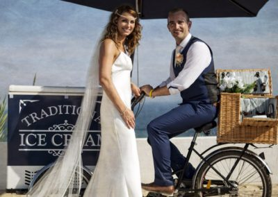 Algarve Ice Cream Bikes Sllider Image 8 - Algarve Weddings, Events and special Occasions
